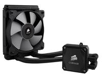 Corsair H60  Hydro Series CPU Kjøler Socket 1155/1156/1366/2011, AM2(+)/AM3(+)/FM1, 2000 RPM, 54 CFM, 30.85 dBA